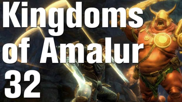 ZF. Kingdoms of Amalur: Reckoning Walkthrough Part 32 - Echoes of the Past Promo Image