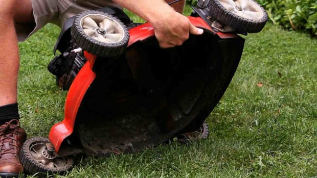 U. How to Winterize Your Lawn Mower Promo Image