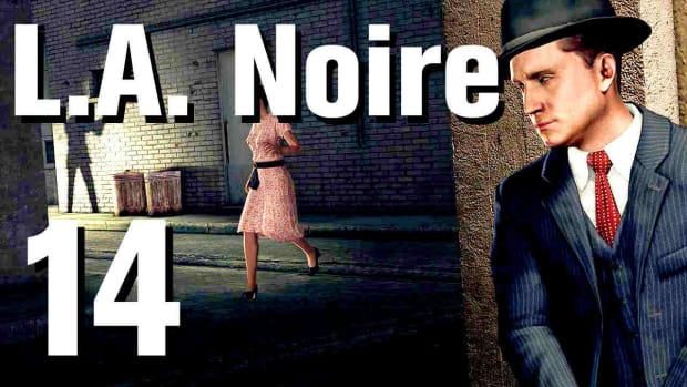 "N. L.A. Noire Walkthrough Part 14: ""A Marriage Made In Heaven"" (2 of 5) Promo Image"