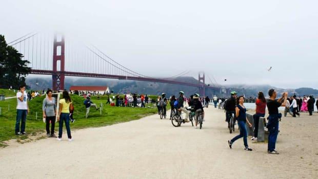 I. Visiting the Presidio in San Francisco Promo Image