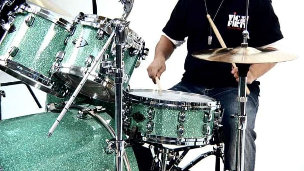 ZZJ. How to Play the Triple Ratamacue on the Drums Promo Image