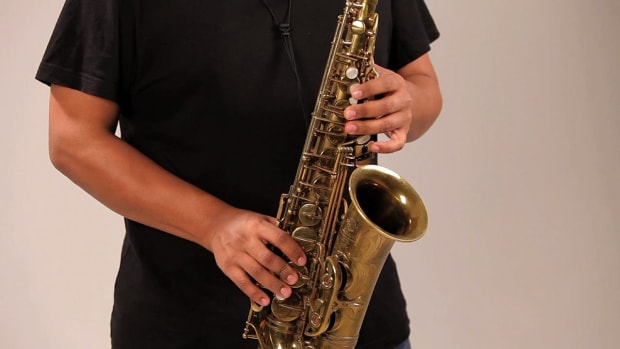 Z. Sax Soloing Tips Promo Image