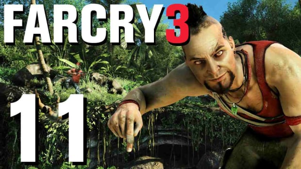 K. Far Cry 3 Walkthrough Part 11 - Prison Break-In Promo Image