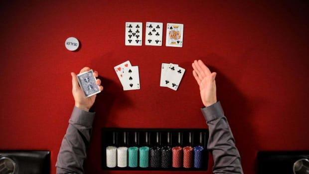 ZJ. Aggressive Play vs. Passive Play in Poker Promo Image