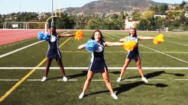 D. How to Do a Cheerleading Sideline Promo Image