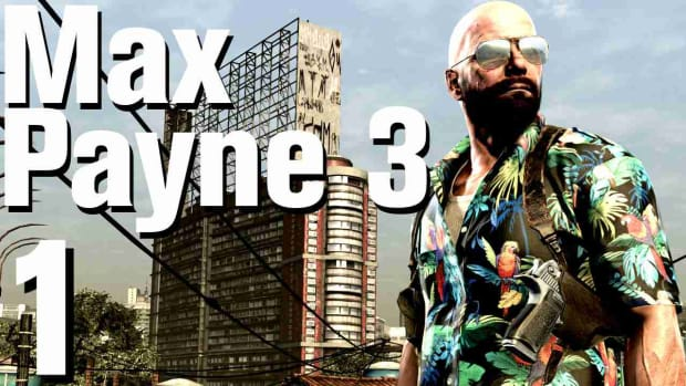 A. Max Payne 3 Walkthrough Part 1 Chapter 1 - Introduction Promo Image