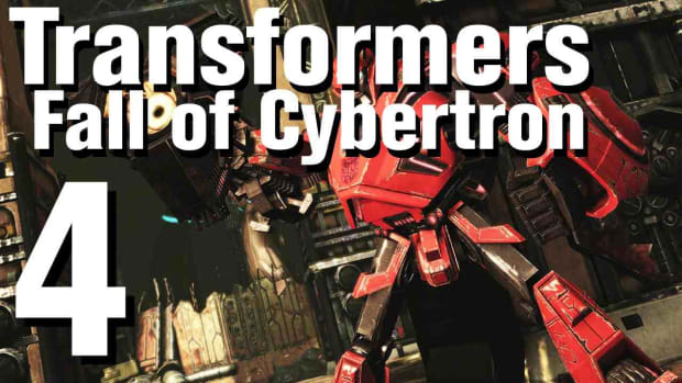 D. Transformers Fall of Cybertron Walkthrough Part 4 - Chapter 2 Promo Image