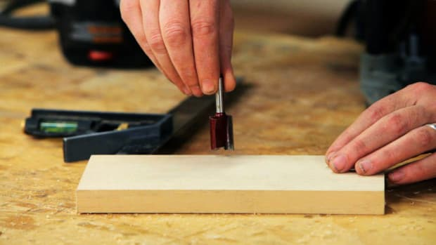 N. How to Use a Router for Woodworking Promo Image