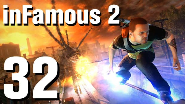 ZF. inFamous 2 Walkthrough Part 32: The Beast Draws Near (1 of 2) Promo Image