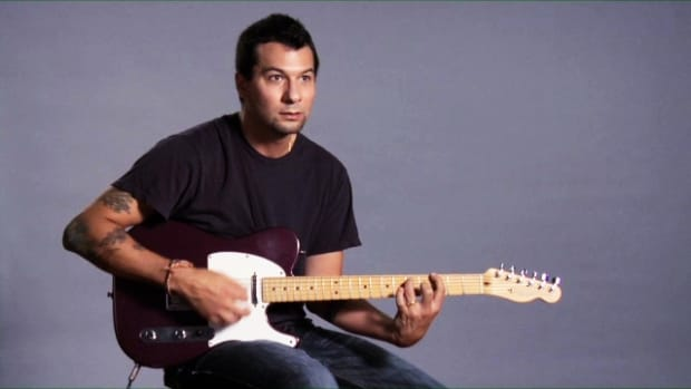 A. How to Play Power Chords on a Guitar Promo Image