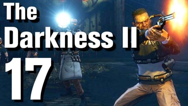 Q. The Darkness 2 Walkthrough - Part 17 Funeral / Graveyard Promo Image
