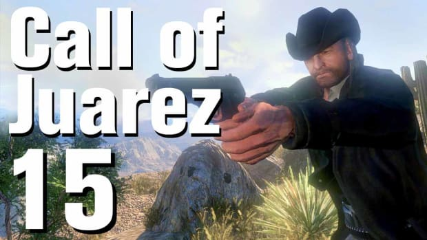 O. Call of Juarez The Cartel Walkthrough: Chapter 4 (3 of 4) Promo Image