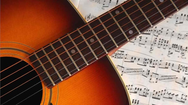P. How to Play a Minor Pentatonic Scale in Country Guitar Promo Image