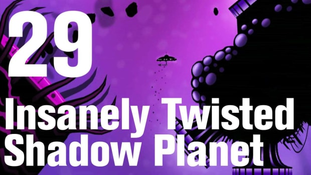 ZC. Insanely Twisted Shadow Planet Walkthrough Part 29: Electrical Promo Image