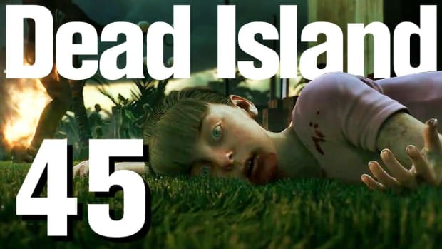 ZS. Dead Island Playthrough Part 45 - Let the Waters Flow Promo Image