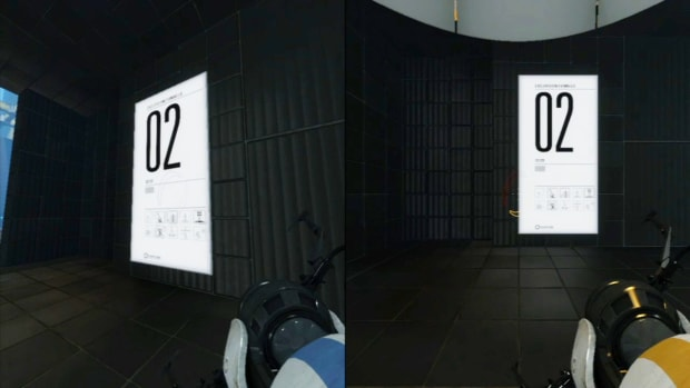 ZZZF. Portal 2 Co-op Walkthrough / Course 4 - Part 2 - Room 02/09 Promo Image