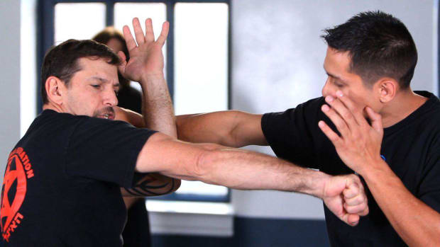 ZO. How to Defend Yourself in Close Quarters with Krav Maga Promo Image