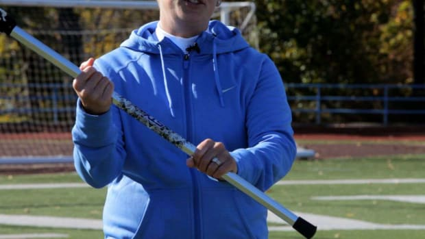 ZI. How to Cradle a Lacrosse Stick Promo Image