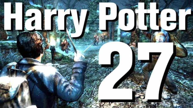 Z. Harry Potter and the Deathly Hallows 2 Walkthrough Part 27: Not My Daughter Promo Image