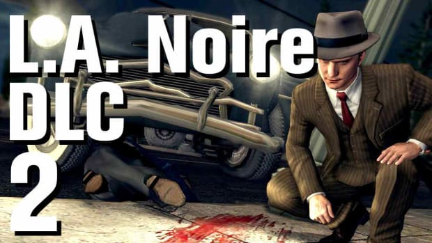 "B. L.A. Noire Walkthrough: ""The Naked City"" (2 of 11) Promo Image"