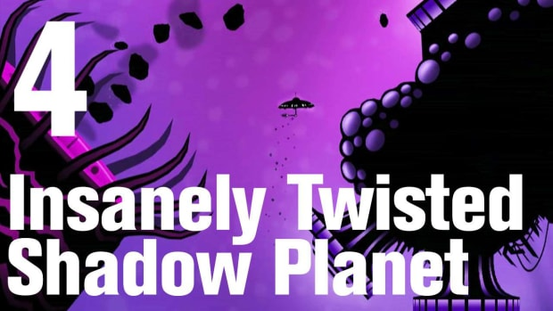 D. Insanely Twisted Shadow Planet Walkthrough: Organic Part 2 Promo Image
