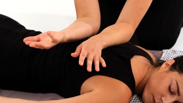 ZC. How to Use Your Forearms in Shiatsu Massage Promo Image
