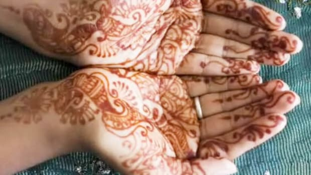 F. How to Decorate Your Skin with Henna Promo Image