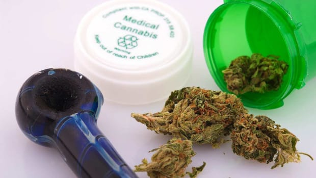 K. Can Marijuana Usage Cause Cancer? Promo Image
