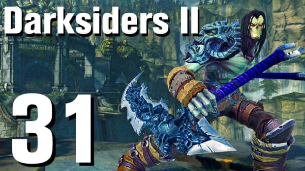 ZE. Darksiders 2 Walkthrough Part 31 - Chapter 4 Promo Image