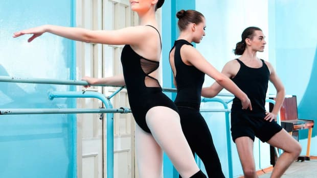 ZI. How to Find a Good Ballet School Promo Image