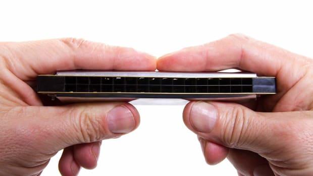 G. How to Play Major vs. Minor Keys on Harmonica Promo Image