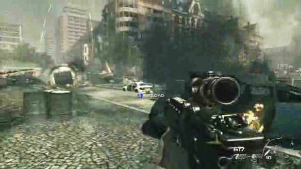 J. Modern Warfare 3 Walkthrough - Goalpost (1 of 2) Promo Image