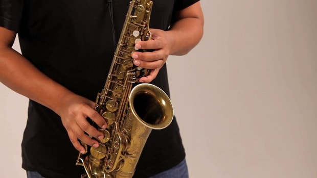 L. Range of the Saxophone Promo Image