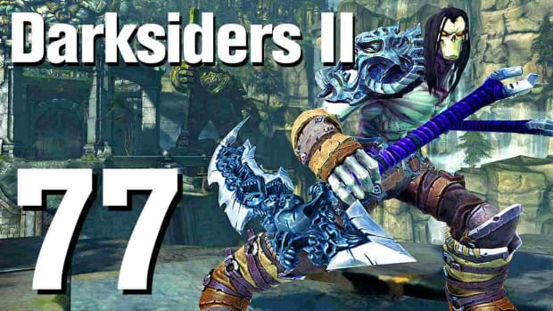 ZZY. Darksiders 2 Walkthrough Part 77 - Chapter 12 Promo Image
