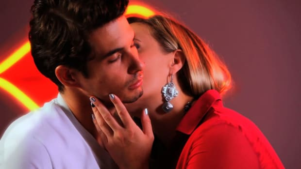 best kissing techniques for guys
