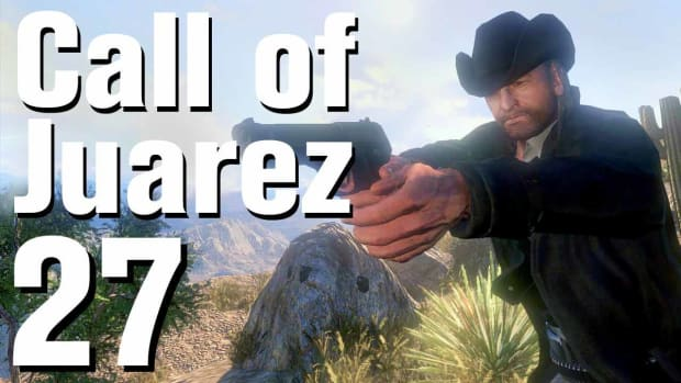 ZA. Call of Juarez The Cartel Walkthrough: Chapter 8 (1 of 4) Promo Image