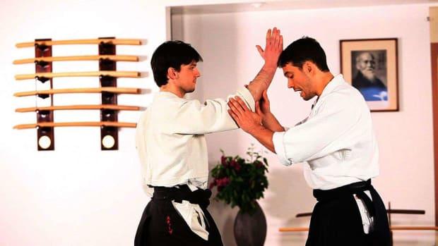 I. How to Do Shomen, Yokomen & Tsuki in Aikido Promo Image