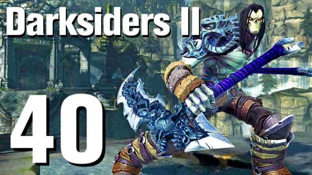 ZN. Darksiders 2 Walkthrough Part 40 - Chapter 5 Promo Image