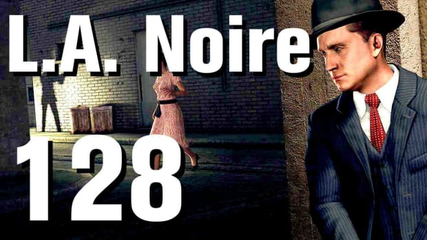 "ZZZZX. L.A. Noire Walkthrough Part 128: ""A Different Kind Of War"" (7 of 8) Promo Image"