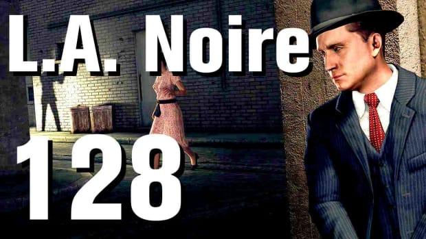 "ZZZZX. L.A. Noire Walkthrough Part 128: ""A Different Kind Of War"" (7 of 8) Promo Image"