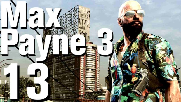 M. Max Payne 3 Walkthrough Part 13 - Chapter 4 Promo Image