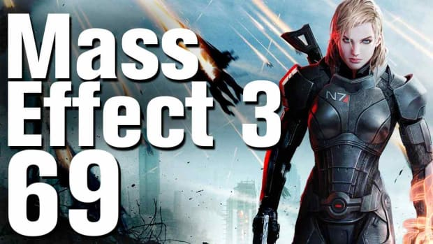 ZZQ. Mass Effect 3 Walkthrough Part 69 - Destroy the Reaper Base Promo Image
