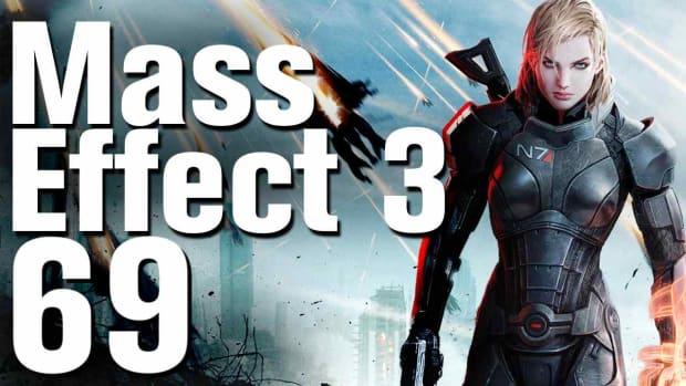 ZZQ. Mass Effect 3 Walkthrough Part 69 - Destroy the Reaper Base Promo Image