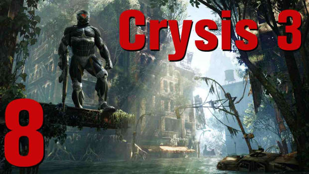 F. Crysis 3 Walkthrough Part 15 - Gods and Monsters Promo Image