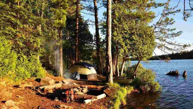O. How to Set Up Your Campsite Promo Image