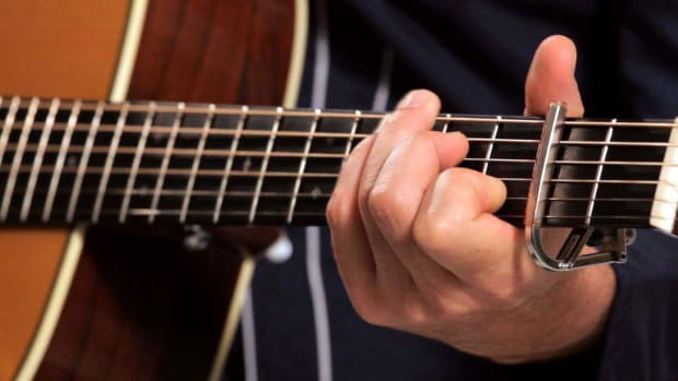 D. How to Play Country Guitar with a Capo Promo Image