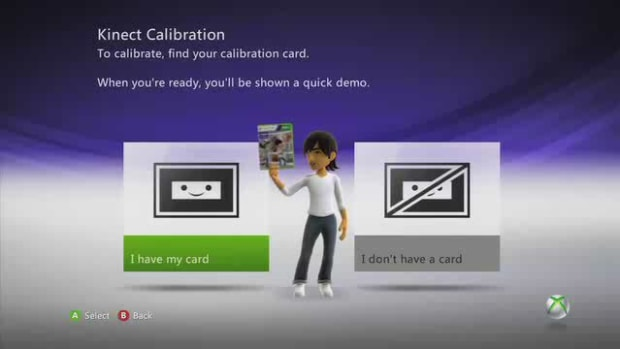 W. How to Calibrate Your Kinect Promo Image
