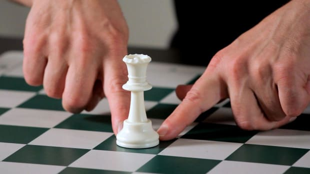 F. How to Use the Queen in Chess Promo Image