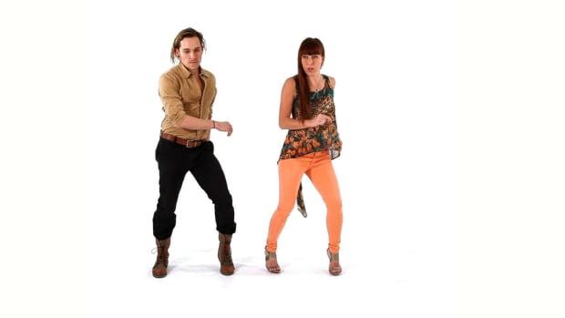 ZB. How to Combine Advanced Samba & House Dance Moves Promo Image
