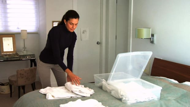 ZF. Quick Tips: How to Store White Clothes Promo Image